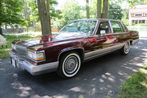 1991 Cadillac Brougham >> 1991 Cadillac Brougham For Sale In Calverton Ny