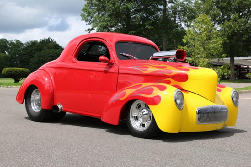 1941 Willys Outlaw 1