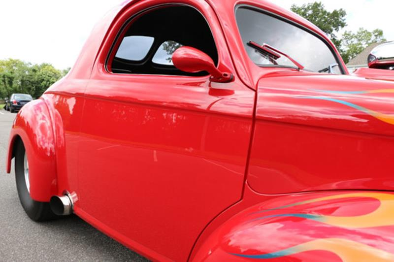 1941 Willys Outlaw 14