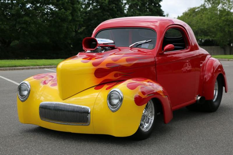 1941 Willys Outlaw 10
