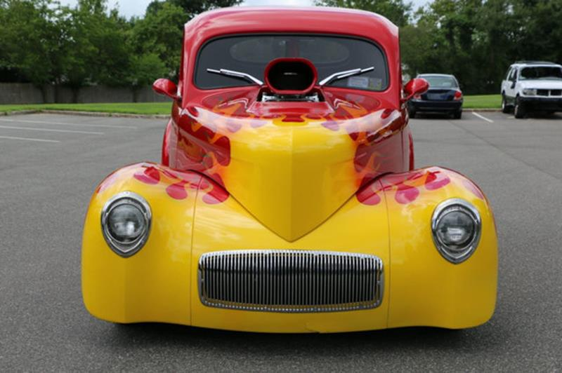1941 Willys Outlaw 11