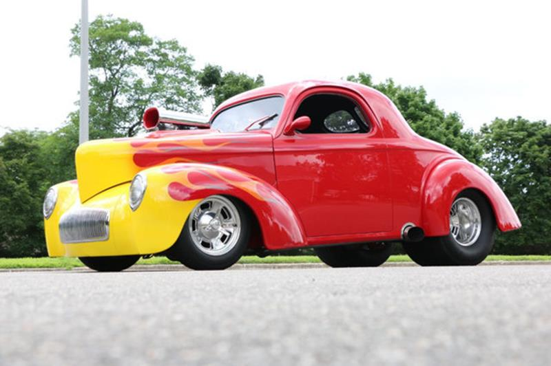 1941 Willys Outlaw 9