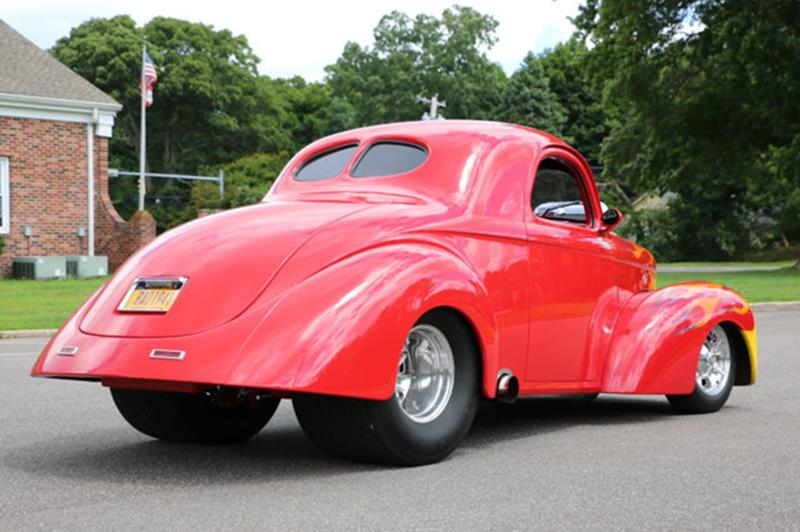 1941 Willys Outlaw 3