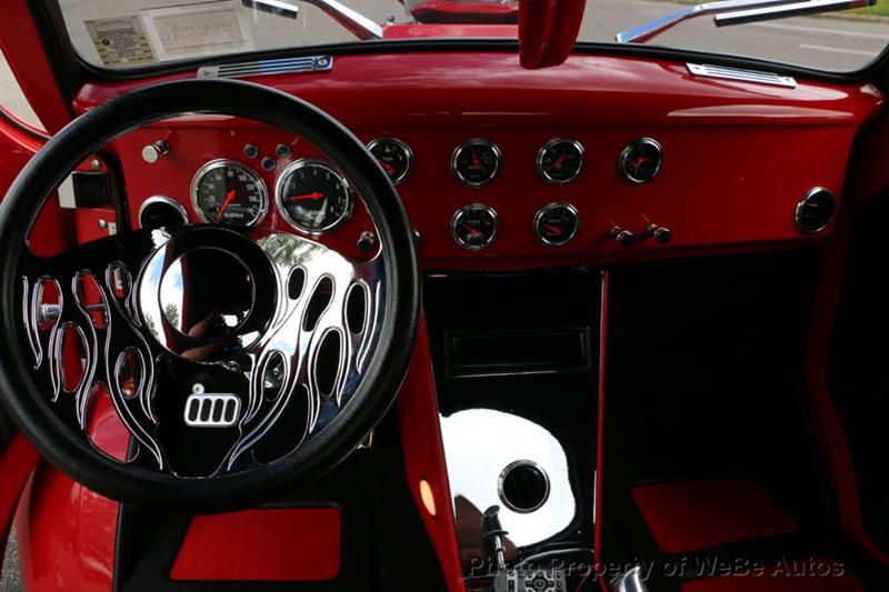 1941 Willys Outlaw 46