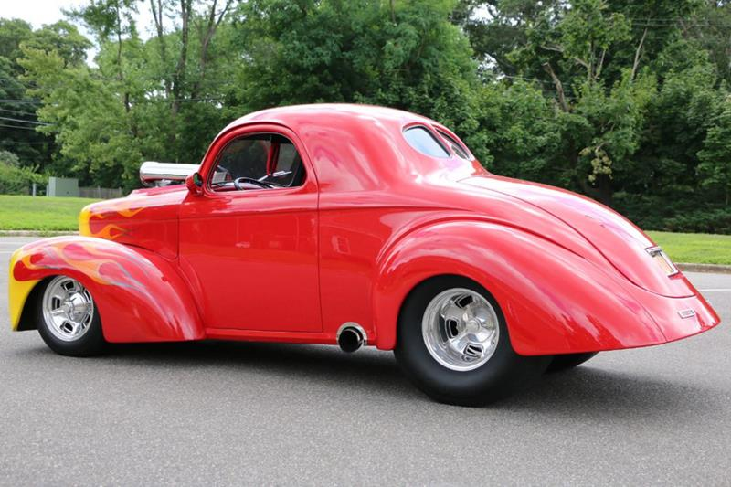 1941 Willys Outlaw 7