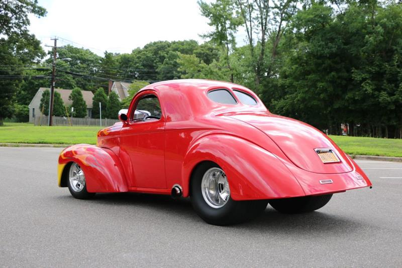 1941 Willys Outlaw 6