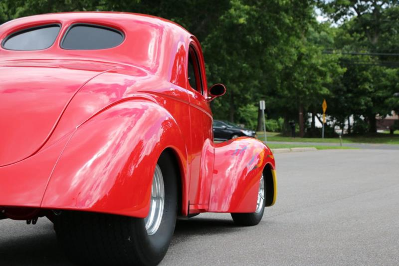 1941 Willys Outlaw 4