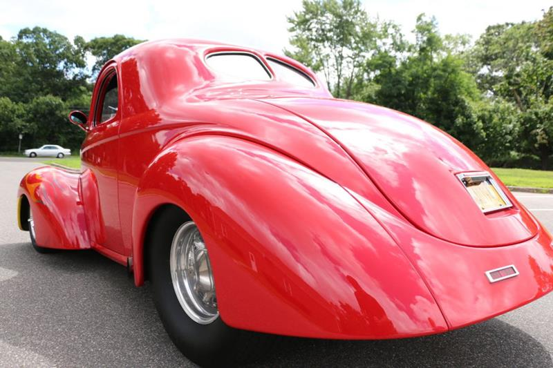 1941 Willys Outlaw 21