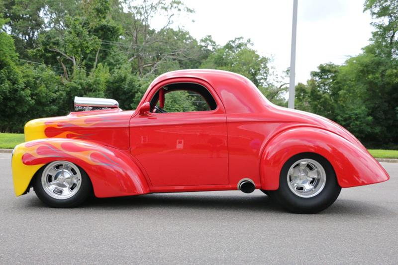 1941 Willys Outlaw 8