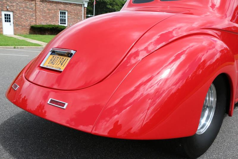 1941 Willys Outlaw 19