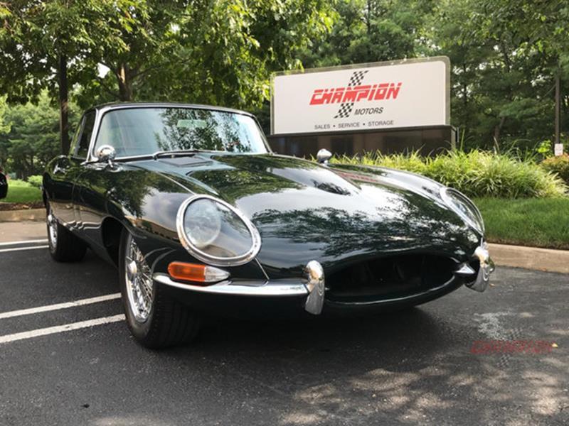 1964 Jaguar XK-Series 2