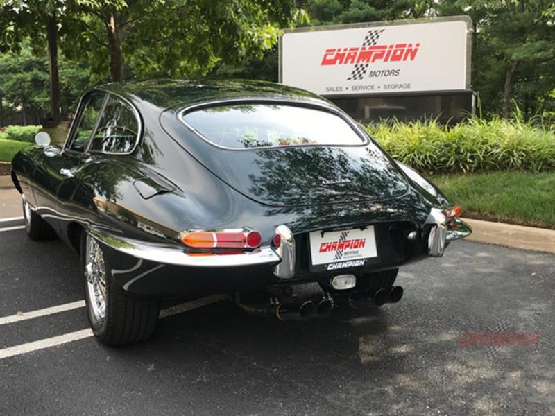 1964 Jaguar XK-Series 6