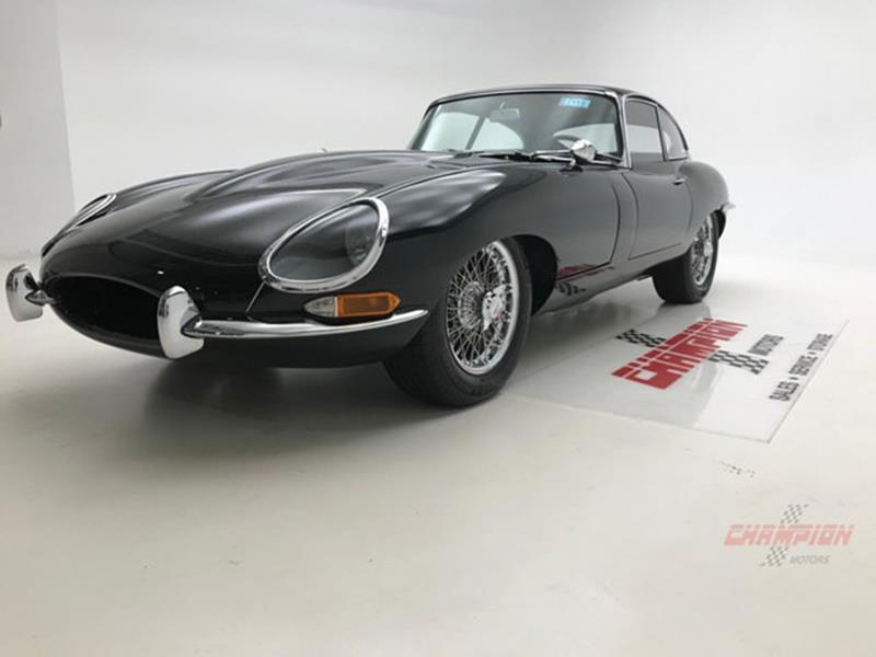 1964 Jaguar XK-Series 9