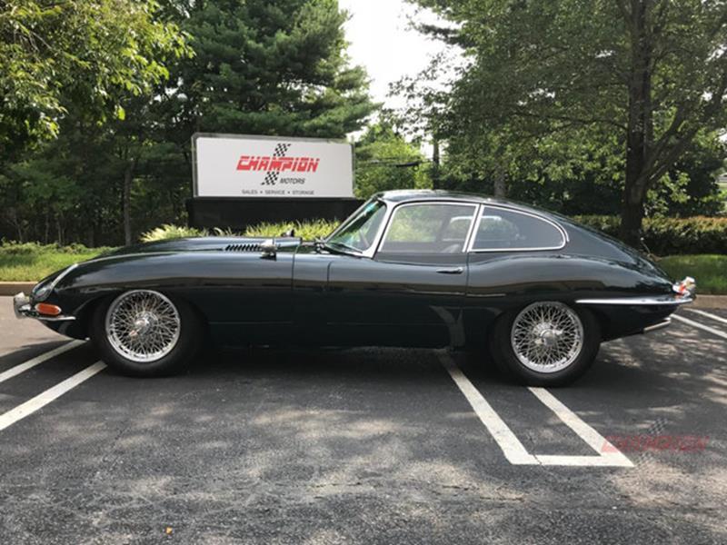 1964 Jaguar XK-Series 8