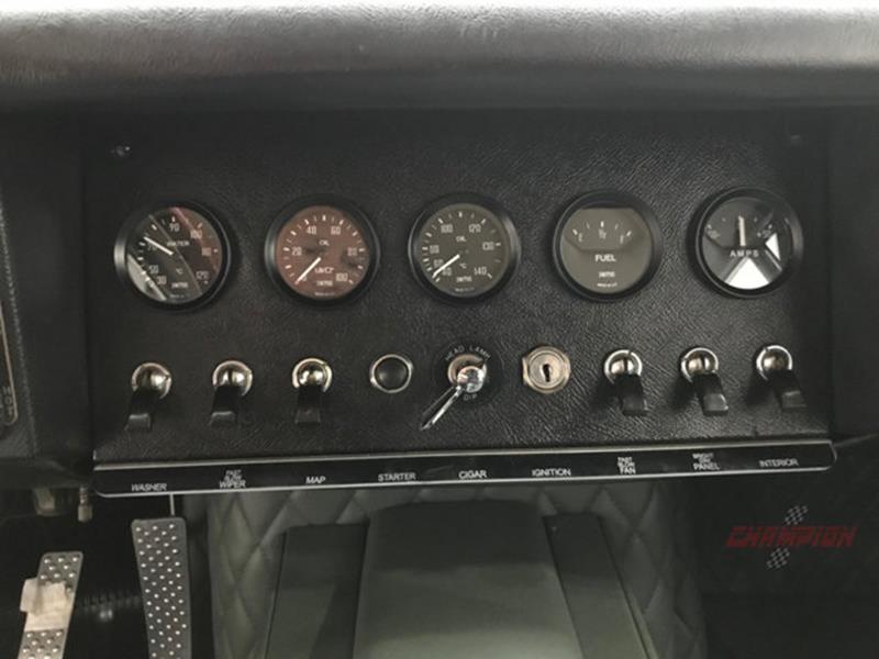 1964 Jaguar XK-Series 29