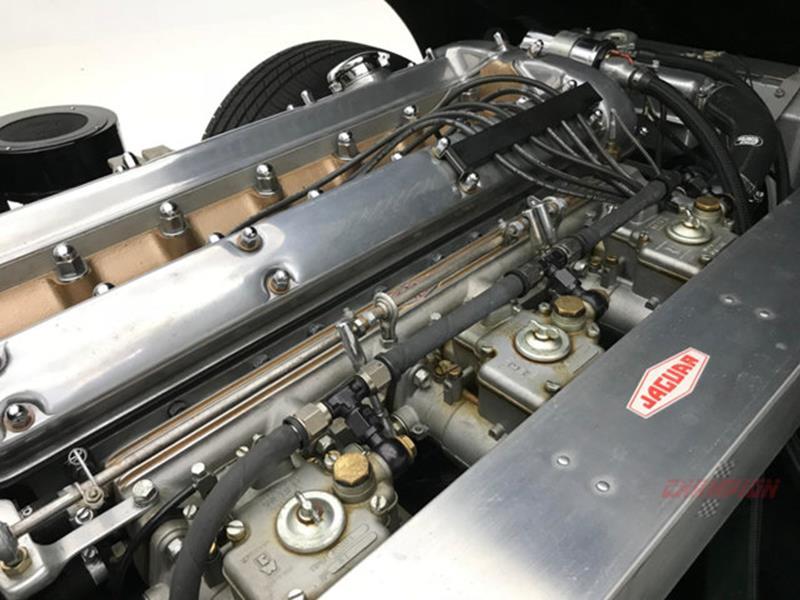 1964 Jaguar XK-Series 44