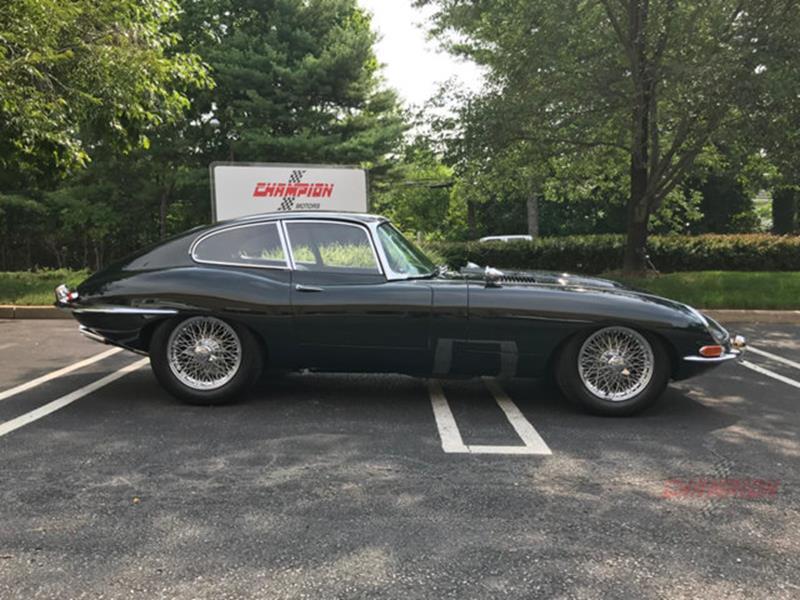 1964 Jaguar XK-Series 4