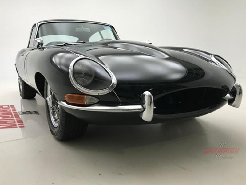 1964 Jaguar XK-Series 12