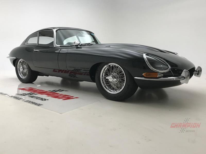 1964 Jaguar XK-Series 13