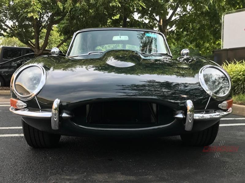 1964 Jaguar XK-Series 3