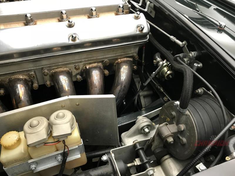 1964 Jaguar XK-Series 42