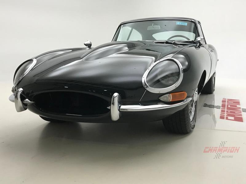 1964 Jaguar XK-Series 10