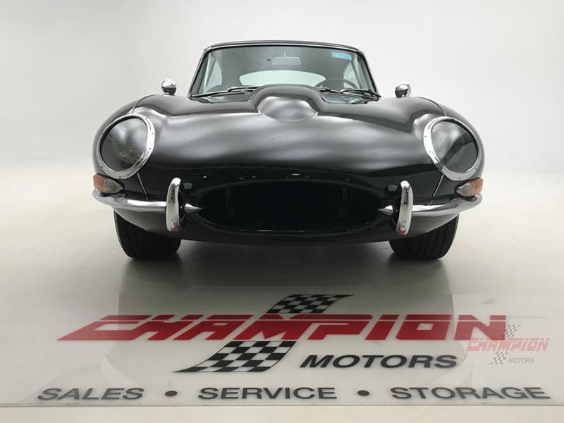1964 Jaguar XK-Series 11
