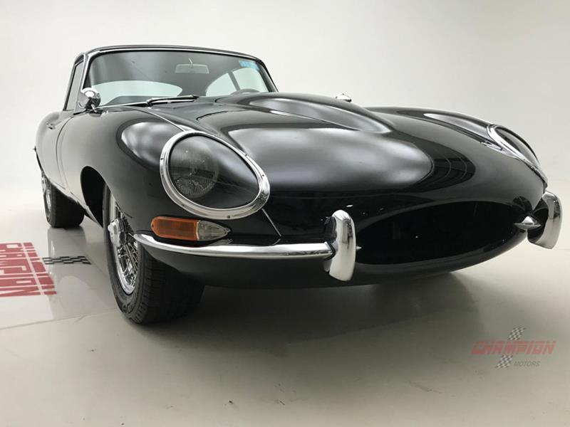 1964 Jaguar XK-Series 12