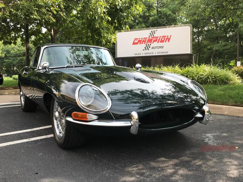 1964 Jaguar XK-Series 2