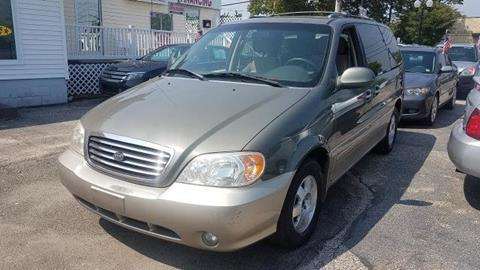2003 Kia Sedona For Sale In Riverhead, NY