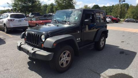 2008 Jeep Wrangler For Sale >> 2008 Jeep Wrangler For Sale Carsforsale Com