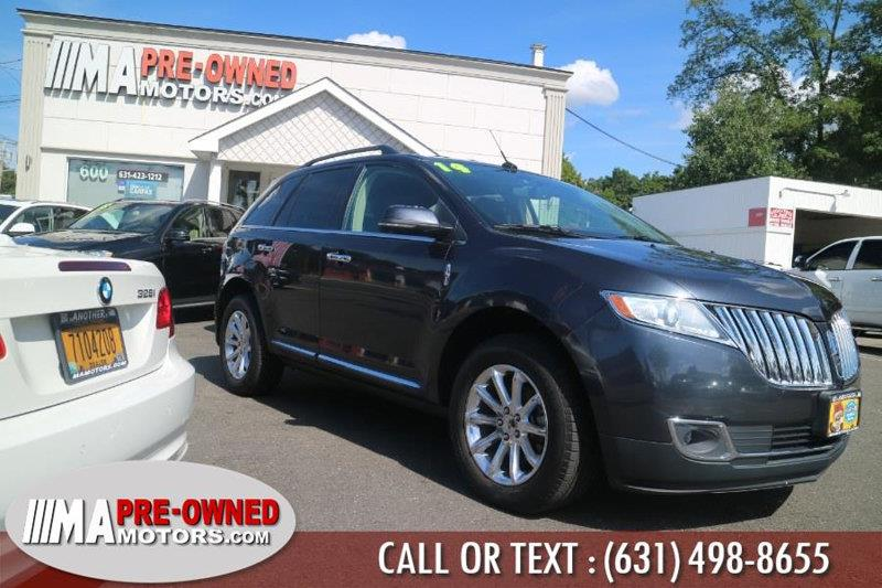 2014 Lincoln MKX 9