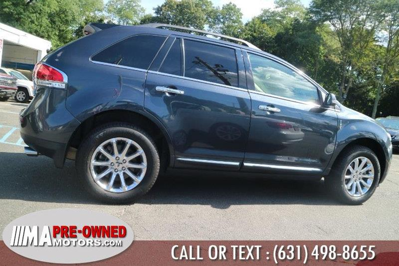 2014 Lincoln MKX 8