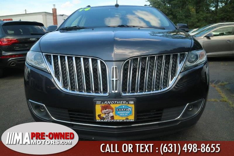 2014 Lincoln MKX 32