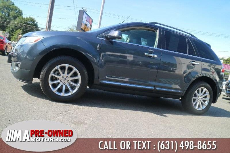 2014 Lincoln MKX 4