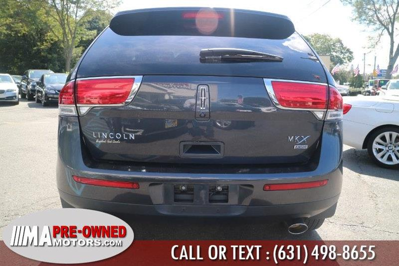 2014 Lincoln MKX 6