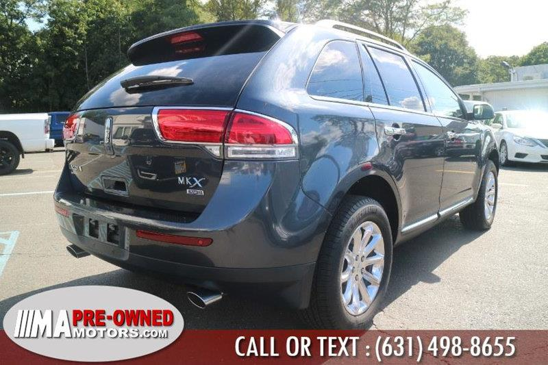2014 Lincoln MKX 7