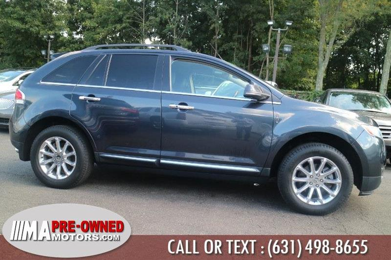 2014 Lincoln MKX 35