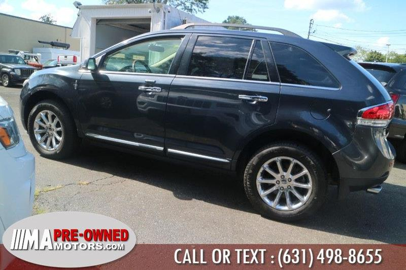 2014 Lincoln MKX 38