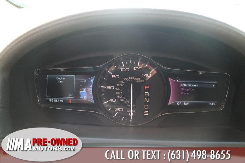 2014 Lincoln MKX 14