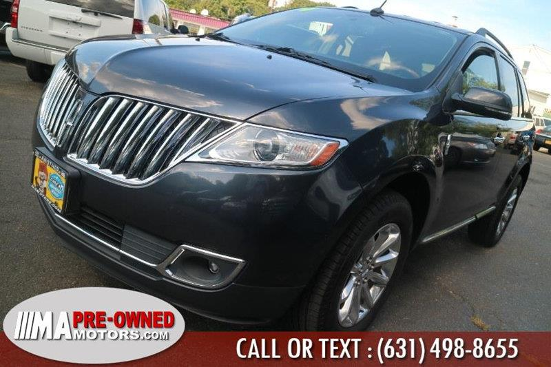 2014 Lincoln MKX 39