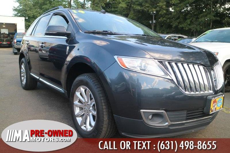 2014 Lincoln MKX 34