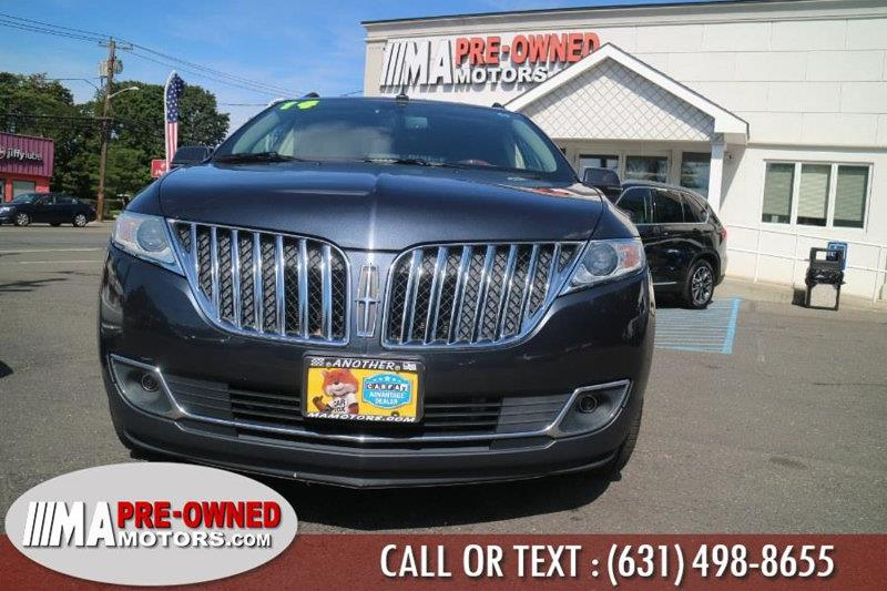 2014 Lincoln MKX 2