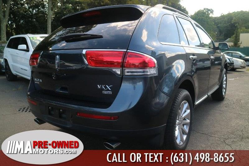 2014 Lincoln MKX 36