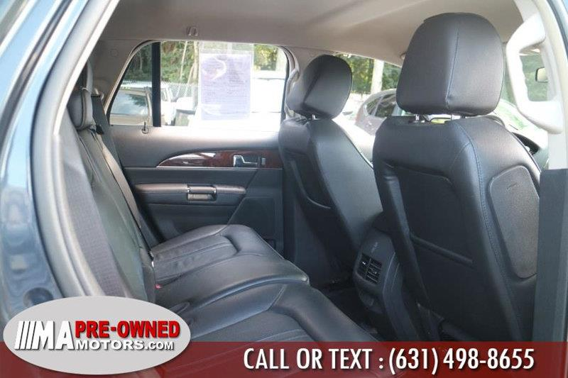 2014 Lincoln MKX 28