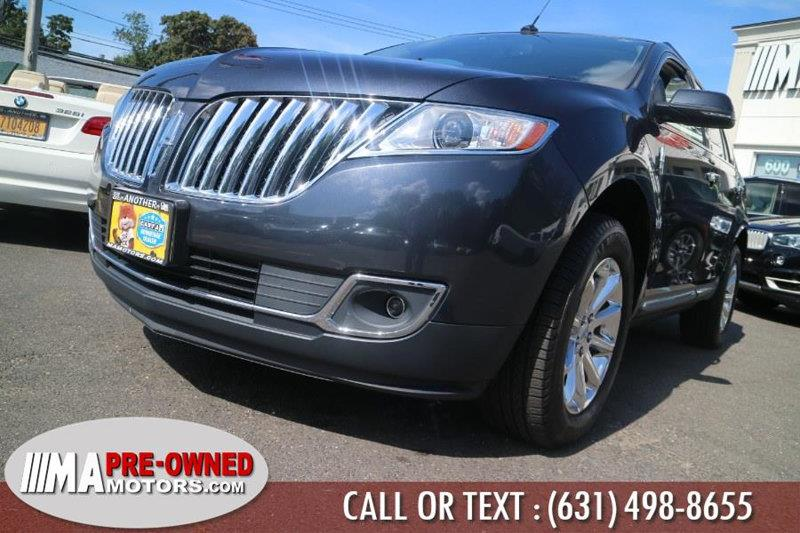 2014 Lincoln MKX 3