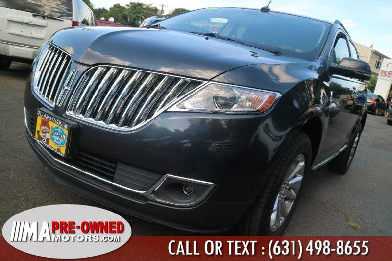 2014 Lincoln MKX 33