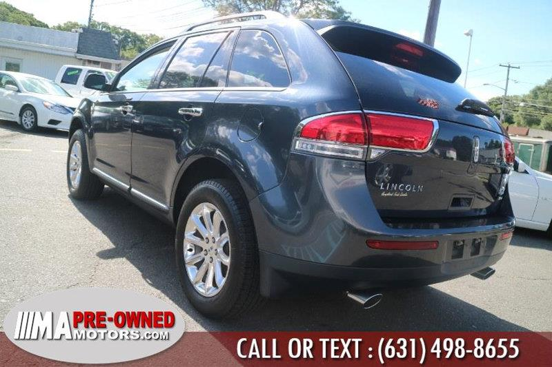 2014 Lincoln MKX 5