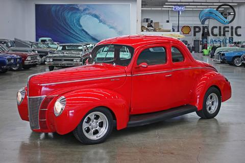 1940 Ford Deluxe for sale in Calverton, NY