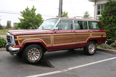 Jeep Grand Wagoneer For Sale >> Jeep Grand Wagoneer For Sale In Emporia Ks Carsforsale Com